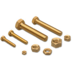 Aluminium Bronze Fasteners, Size: M6 To 64