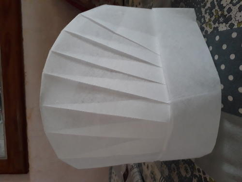 Non Woven Chef Cap, Packaging Type: Box