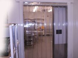 Vinyl Strip Curtains