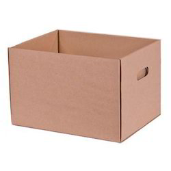 Half Slotted Type Corrugated Boxes