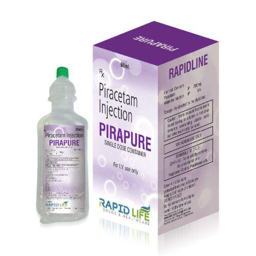 Piracetam Injection At Rs 450 Unit इ ज क ट बल
