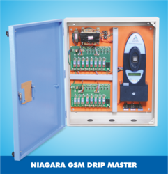 Mobile Drip Irrigation Controller