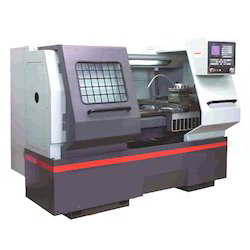 Automatic CNC Lathe Machine