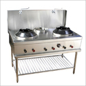 Chinese Range 3 Burner