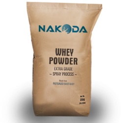 what is whey powder made out of