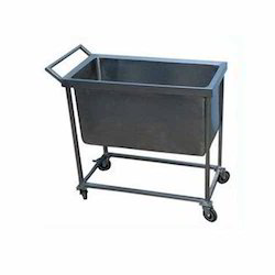 Plate Serving Trolley