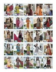 Balaji Cotton 100 % Cotton Printed Dress Matrial