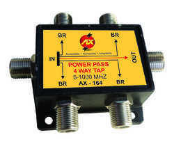 Four Way Dir Coupler (Power Pass)