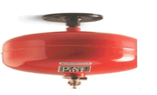 Ceiling Mounted Garage Fire Extinguisher Ceiling Mounted