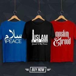 Men Cotton Islamic T Shirts
