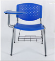 Student Chair With Writing Pad