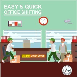 Office Item Packers Service