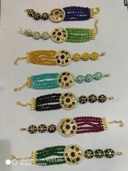 Jadau Color Designer Bracelet
