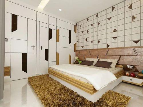 Wooden Modular Bedroom Furniture Rs, New Bedroom Furniture
