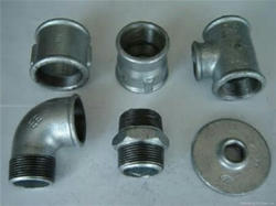 D.I Pipe Fittings