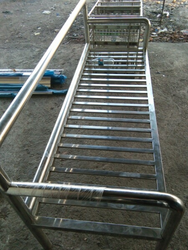 Stainless Steel Sofa Set In Mumbai Maharashtra Ss Sofa