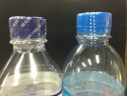 Water Bottle Shrink cap neck seal