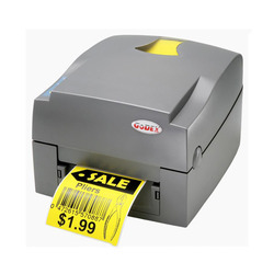 Bar Code Sticker Labeling Machine