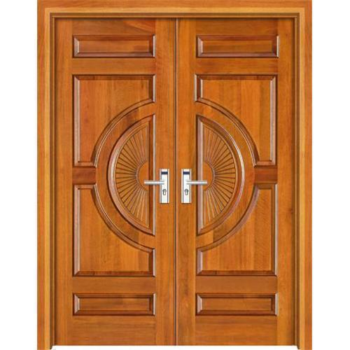 Hinged Wooden Door, Rs 450 /square feet, Tufwud Doors And ... on
