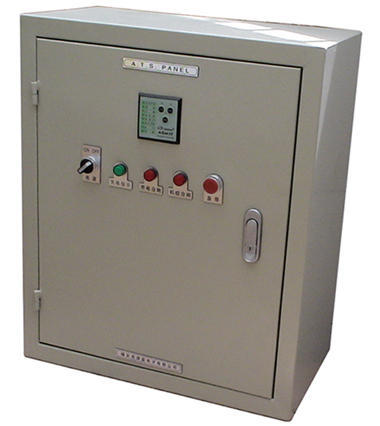 3 - Phase Automatic Control Unit Panel