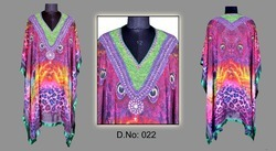 Woolen Kaftan Top