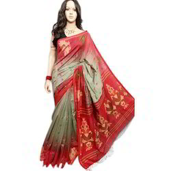 Stylish Handloom Saree