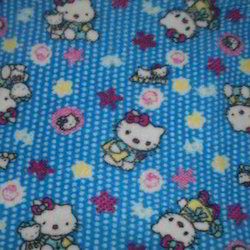 Cartoon Printed Fabric
