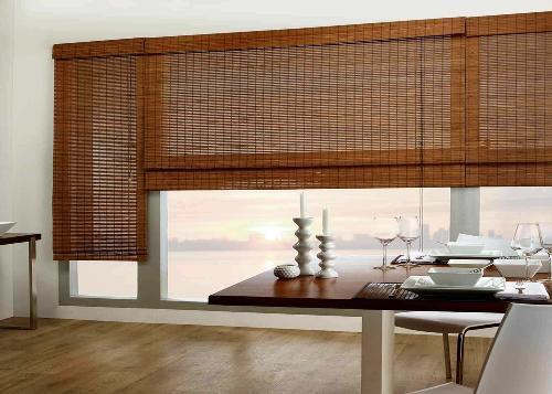 bamboo roman roller blinds china popular bambo and