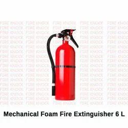 Mechanical Foam Fire Extinguisher 6 L