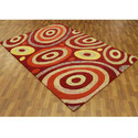 CPT-5918 Circles Hand Tufted Carpets