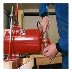 CO2 Fire Extinguisher Refilling Service