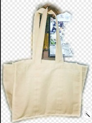 Cotton Canvas Grocery Bags