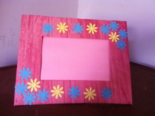 Card Board Paper Photo Frames at Rs 50 /each   Uppal   Hyderabad ...