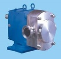 Stainless Steel Automatic Industrial Lobe Pumps, Voltage: 220 V