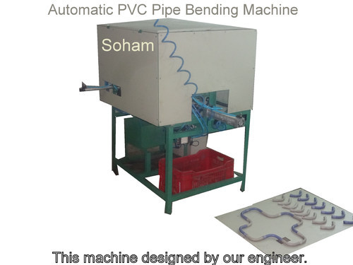 Soham Automatic Automatic PVC Pipe Bending Machine  sc 1 st  IndiaMART & Soham Automatic Automatic PVC Pipe Bending Machine Rs 550000 /piece ...