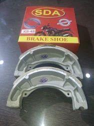 Aluminum SDA Brake Shoe 4 S