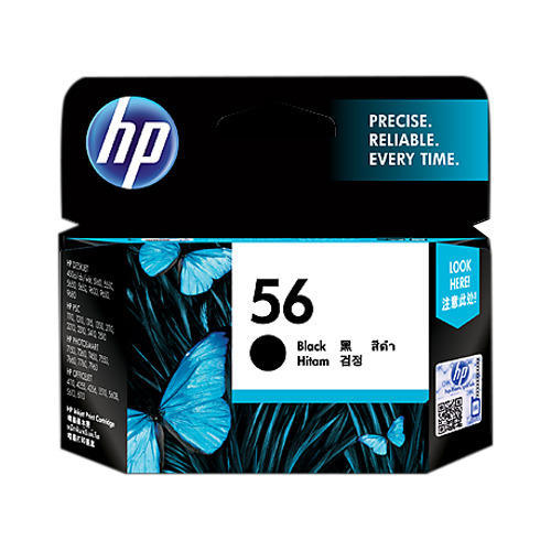 Ink Cartridges - HP 56 Black Ink Cartridge Wholesale