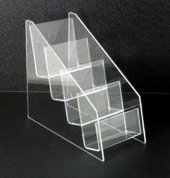 Office Furniture Acrylic Brochure Stand Manufacturer