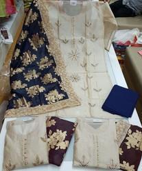 Banarasi Dupatta Ladies Suit
