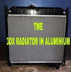 JCB Generator Radiator