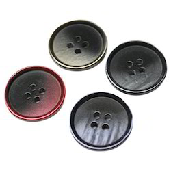 Wholesale Trader of Metal Buttons & Garment Patches by Pearl