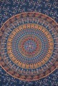 Indian Mandala Twin Hippie Wall Hanging Tapestry