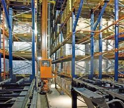 Fully Automatic Stacker Cranes