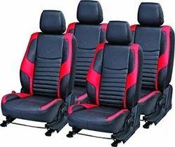 Velvet Seat Cover Pu Meteril
