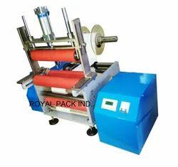 Semi Pneumatic Sticker Labeling Machine