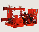 Fire Fighting Engine Driven Pump