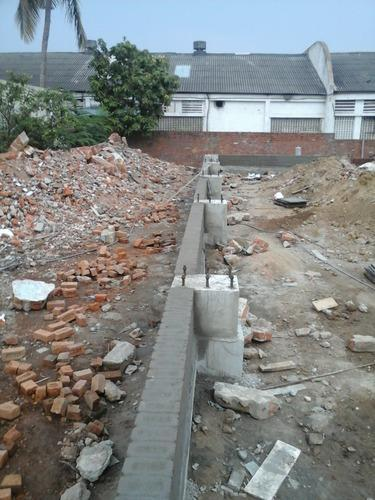Anywhere Commercial Building Foundation Contractor