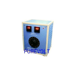 1 Phase Manual Variable Auto Transformer