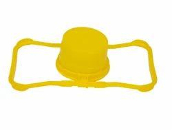 Butterfly Plastic Cap