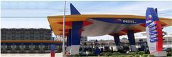 Petrol Pump Canopy Fabrication